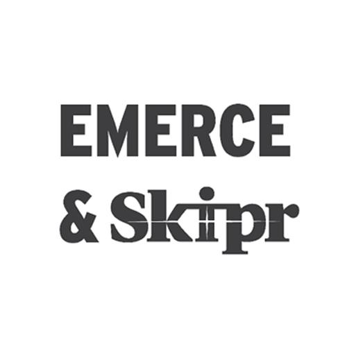 EMERCE & Skipr